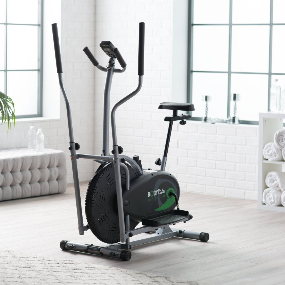 Body Rider BRD2000 Elliptical Trainer with Seat