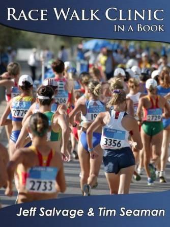 Race Walk Book