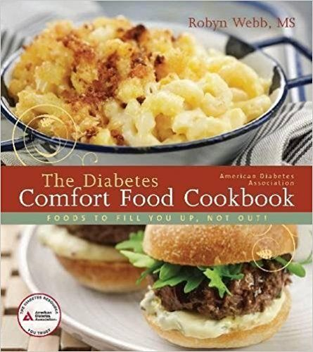 ADA Diabetes Comfort Food Cookbook